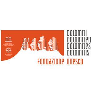 logo fondazione dolomiti unesco