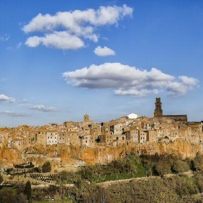 Puntata 57 – Il borgo di Pitigliano (GR) | Paolo Linetti e l'Arte