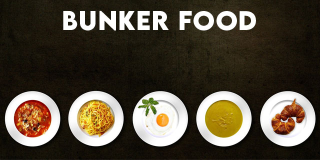 bunkerfood