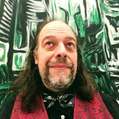 Puntata 20 – Maurizio Ganzaroli, l'arte e la videoarte