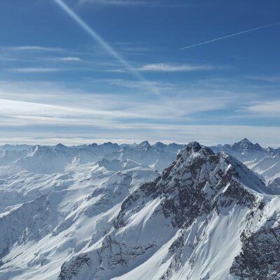 Puntata 5 – Saluti serali, pensieri e montagne innevate