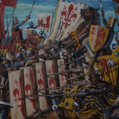 Puntata 67 – La battaglia di Montaperti | I carciofi a sfincione