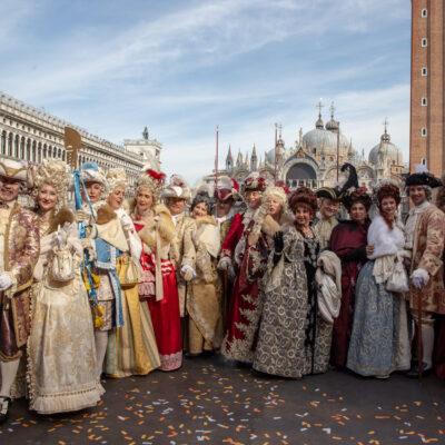 Puntata 62 – Il Carnevale | Le Maschere di Mario del '700 veneziano