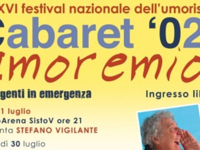 36° Cabaret, amoremio! ecco la giuria del Festival di Grottammare