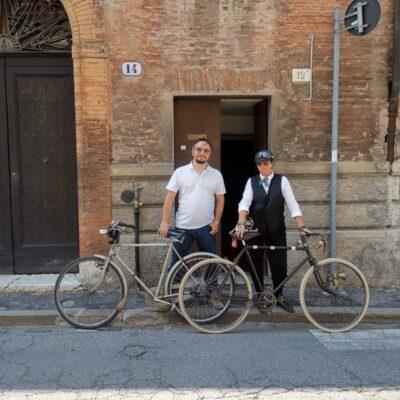 Puntata 92 – Alessandra Sara Vanin e il ciclismo storico