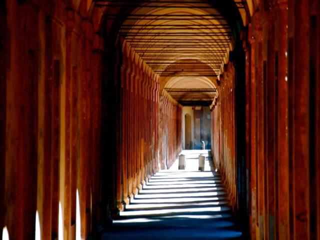I portici di Bologna riconosciuti dall'UNESCO