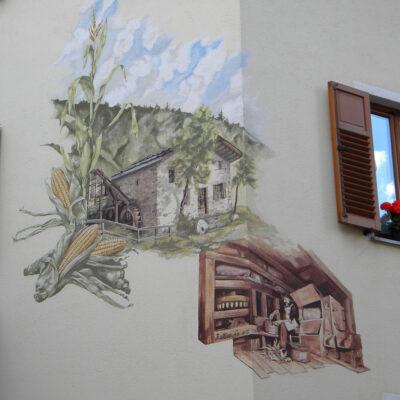 Puntata 85 – Castello Tesino, l'arte murale e la Torta Tesina | Gioia Mayer