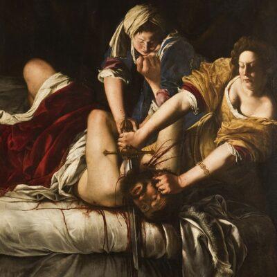Puntata 100 – Artemisia Gentileschi pittrice e la sua storia