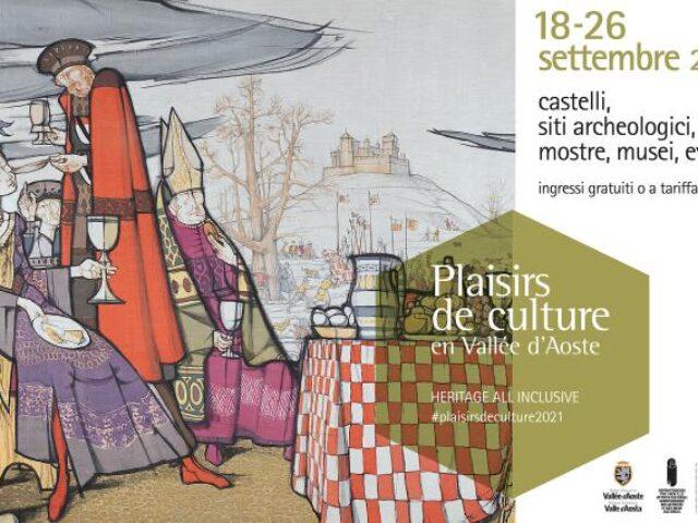 2021 – Plaisirs de culture en Vallée d'Aoste